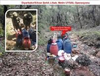 JANDARMA ASTSUBAY - Silvan'da PKK'ya ağır darbe