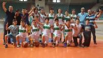 Diyarbakır Dsispor'dan İki Şampiyonluk Birden