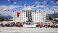 BİSİKLET YOLU - Döşemealtı 'Gençlik Haftası' Kutlamaları