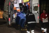 ÖZGÜR SURİYE ORDUSU - El Bab'da El Yapımı Patlayıcı İnfilak Etti Açıklaması 2 Yaralı