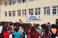 BESLENME ALIŞKANLIĞI - Erzincan'da Dünya Süt Günü Kutlandı