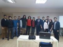 Eskişehir'deki Azerbaycanlı Öğrenciler İçin 'Kişisel Gelişim' Semineri
