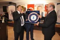 ESOB Başkanı Konak'tan Bakan Prof. Dr. Eroğlu'na Övgü;