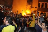 Fenerbahçe'nin Avrupa Şampiyonu Olması Adıyaman'da Coşkuyla Kutlandı