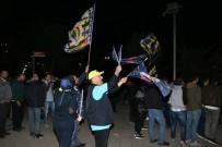 İZMIR MARŞı - Fenerbahçe- Olympiakos Final Four Finali Kartal Meydanı'nda İzlendi