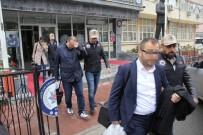 FETÖ'den Gözaltına Alınan 7 Eski Maliye Müfettişi Adliyeye Sevk Edildi