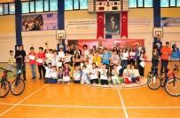 SATRANÇ FEDERASYONU - Genç Satranççılar Balçova'da Buluştu