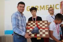 ORÇUN - Germencik Belediyesi Satranç Turnuvasına Ev Sahipliği Yaptı