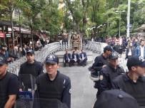 GÖZ YAŞARTICI GAZ - Gülmen Ve Özakça Protestosuna Müdahale