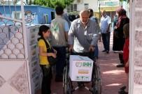 İNSANI YARDıM VAKFı - İHH'dan 400 Suriyeli Aileye Yeni Gıda Yardımı