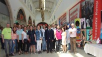 EFES - İncirliova Bahçeşehir Kolejinden Resim Sergisi