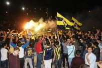 ATATÜRK BULVARI - İskenderun'da Avrupa Şampiyonu Fenerbahçe Coşkusu