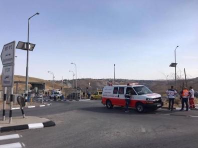 İsrail güçleri Filistinli genci vurdu