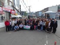 İTALYAN - Kdz. Ereğlili Çiftçiler Ankara'da Buluştu