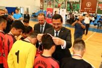 OSMAN HAMDİ BEY - Keçiören Okullar Ligi Tamamlandı