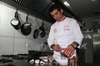 PEKMEZLI - Komutanın 'Mevlana Hazretleri Ne Yermiş, Araştır' Emriyle Yola Çıktı Dünyanın Tek Mevlevi Mutfağını Kurdu