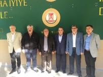 ŞEYH EDEBALI - Kütahya Protokol Üyelerinden Bilecik'e Ziyaret