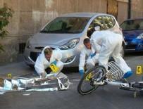 SICILYA - Mafya liderine sokak ortasında infaz