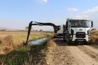CENGIZ ERGÜN - Manisa Derelerinden 240 Bin Ton Çöp Çıkarıldı