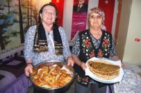 BALCı - Mersin'de 'Doğadan Yörük Sofrası Yöresel Tatlar Yarışması' Yapıldı