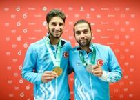 GÜMÜŞ MADALYA - Milli tenisçilerden 2 altın, 2 gümüş