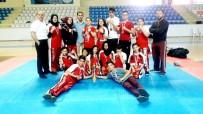 İMAM HATİP LİSESİ - Mudanyalı Kick Boksçular Başarıya Doymuyor