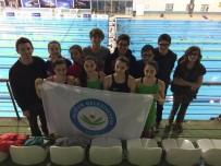 GÜMÜŞ MADALYA - Nilüferli Yüzücüler Şampiyonaya Damga Vurdu