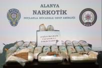NARKOTIK - Otomobildeki Uyuşturucu 'Esco'ya Takıldı