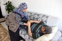 İLAÇ TEDAVİSİ - Parkinson Hastası Mesut'un Ameliyat Olması İçin 13 Bin Euro Gerekli