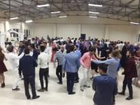 DUMLUPıNAR ÜNIVERSITESI - Pazarlar Meslek Yüksekokulu Öğrencilerinden Veda Partisi