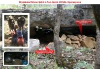 JANDARMA ASTSUBAY - PKK'nın 3 Odalı Mağarası Ele Geçirildi