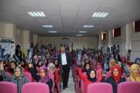 MEHMET GÜNEŞ - Şanlıurfa'da 'Üreten Gençlik' Projesinin İlk Konferansı Verildi