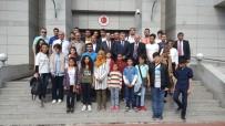 İBRAHIM ERDOĞAN - Şanlıurfalı Öğrenciler Azerbaycan'ı Gezdi
