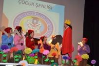 ÇOCUK GELİŞİMİ - Saruhanlı'da Çocuklar Şenlikte Eğlendi