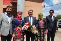 KITAP FUARı - Sındırgı'da Kitap Fuarı Açıldı