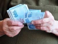 TÜRKİYE EMEKLİLER DERNEĞİ - Sistem değişirse emekli maaşlarına 300 lira zam gelebilir