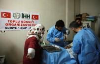 İNSANI YARDıM VAKFı - Suriye'de Bin 100 Çocuk Sünnet Edildi