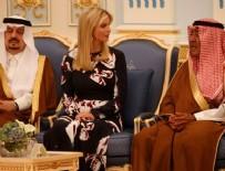 DEVLET NİŞANI - Suudi iş adamı Ivanka Trump'ı istedi