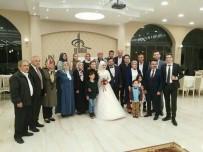 GÖZ HASTALIKLARI - Ticaret İl Müdürü Sefa Özata, Kızını Evlendirdi