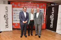 TÜRK KALP VAKFI - Türk Kalp Vakfı Ve Exotic Senyör Tenis Turnuvası Ödül Töreni Yapıldı