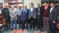 TYB Erzurum Şubesi'nde Bingöl Ve Çalmaşır İle Türküler Dile Geldi
