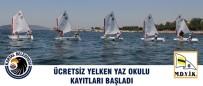 KARTAL BELEDİYESİ - Ücretsiz Yelken Yaz Okulu Kayıtları Başladı