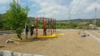 İÇME SUYU - Umurbey'e Yeni Park Alanı