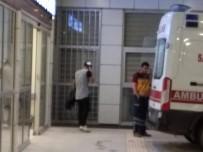 PAMUKKALE ÜNIVERSITESI - Üniversiteliler Birbirine Girdi Açıklaması 6 Yaralı, 17 Gözaltı