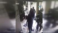 KADIN HIRSIZ - Ünlü İş Adamının Evine Giren Hırsızlar Kamerada
