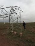 AŞIRI YAĞIŞ - Van'daki Elektrik Kesintisi
