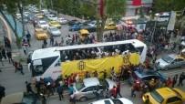 YENİ MALATYASPOR - Yeni Malatyaspor Düzenlenen Törenle Kupasını Aldı