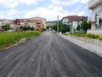 ÇOCUK HASTALIKLARI - Yeşilova Mahallesi'ne 300 Tonluk Asfalt Çalışması
