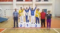 YUNUSEMRE - Yunusemreli Bayan Judocular Türkiye Şampiyonu Oldu