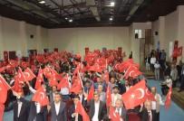 TÜRK BAYRAĞI - 15 Temmuz Gazileri Yaşadıklarını Sivereklilerle Paylaştı